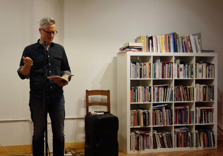 Salisbury Poet-in-Residence – Christopher Salerno