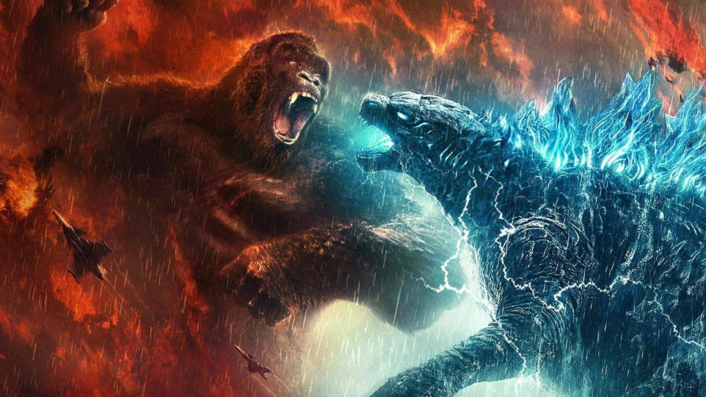 Movie Review – Godzilla Vs. Kong