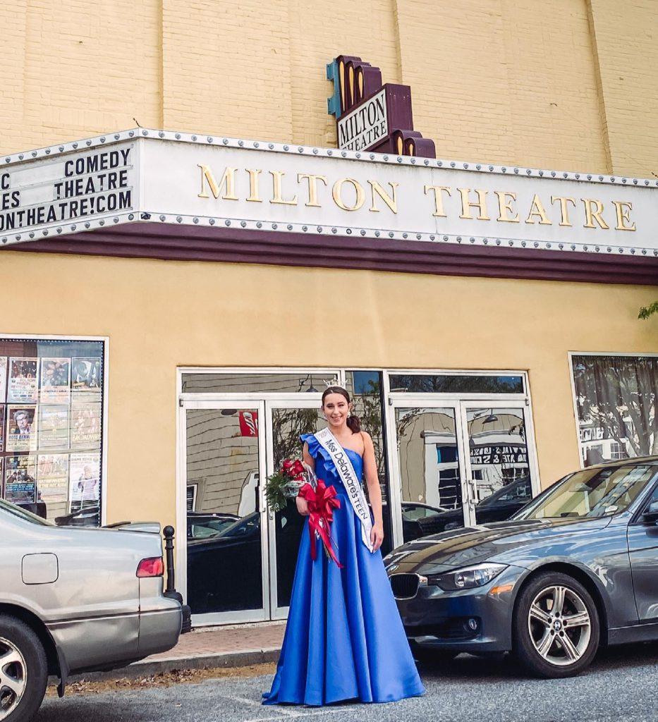 Miss Delaware's Outstanding Teen – Haley Alexander