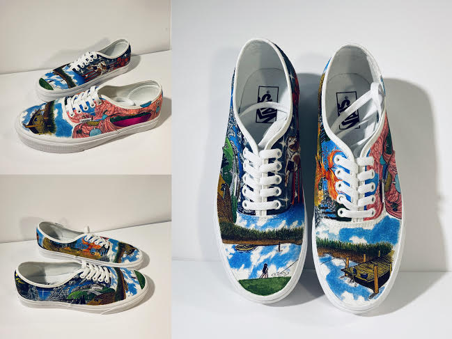 Embracing Creativity Through Shoes