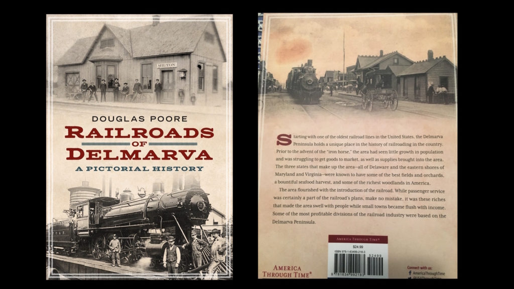 Travels With Charlie: Douglas Poore's Railroads of Delmarva