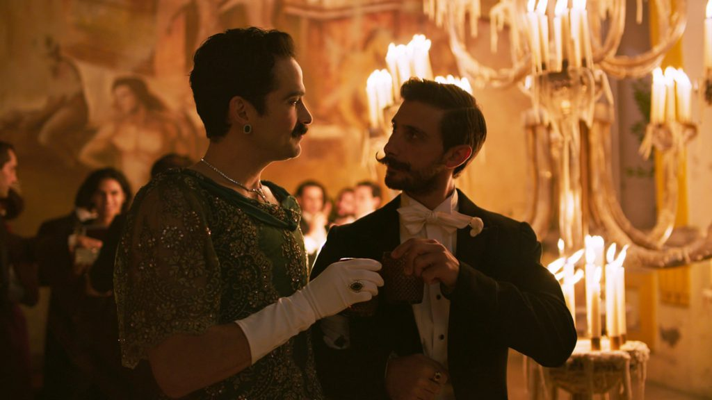 Movie Review – Dance of the 41