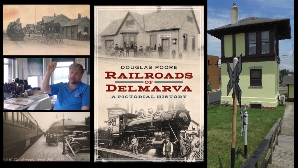 Travels With Charlie: Douglas Poore's Railroads Revisited