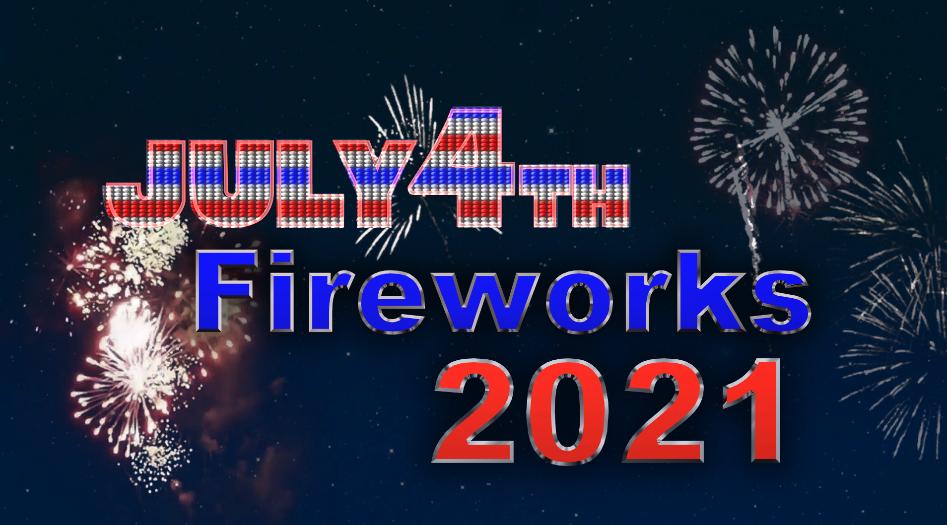 Fourth of July Fireworks on Delmarva 2021