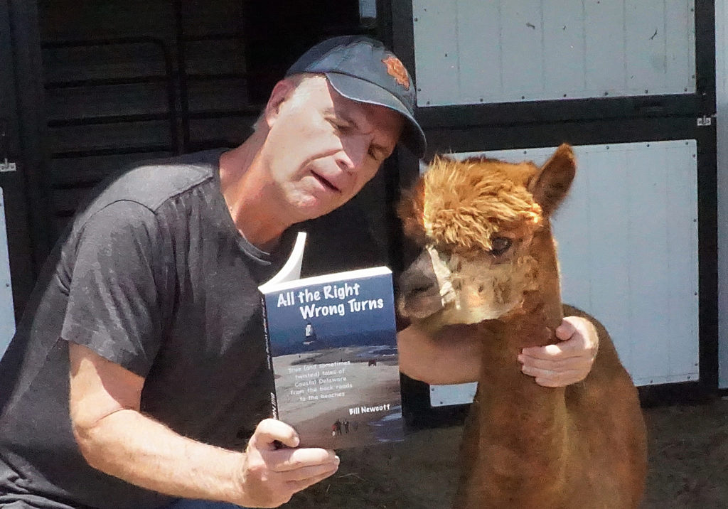 Author Bill Newcott