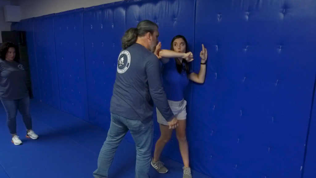 Paid Segment by Delaware Self Defense Academy — Self Defense For Everyone