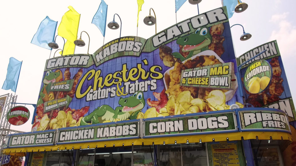 Katie Stops by The Delaware State Fair to Bring you a Preview