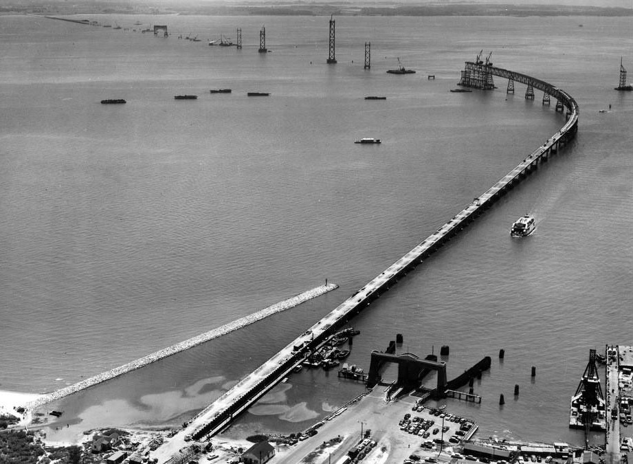 Throwback Thursday With Jim Duffy – Bay Bridge