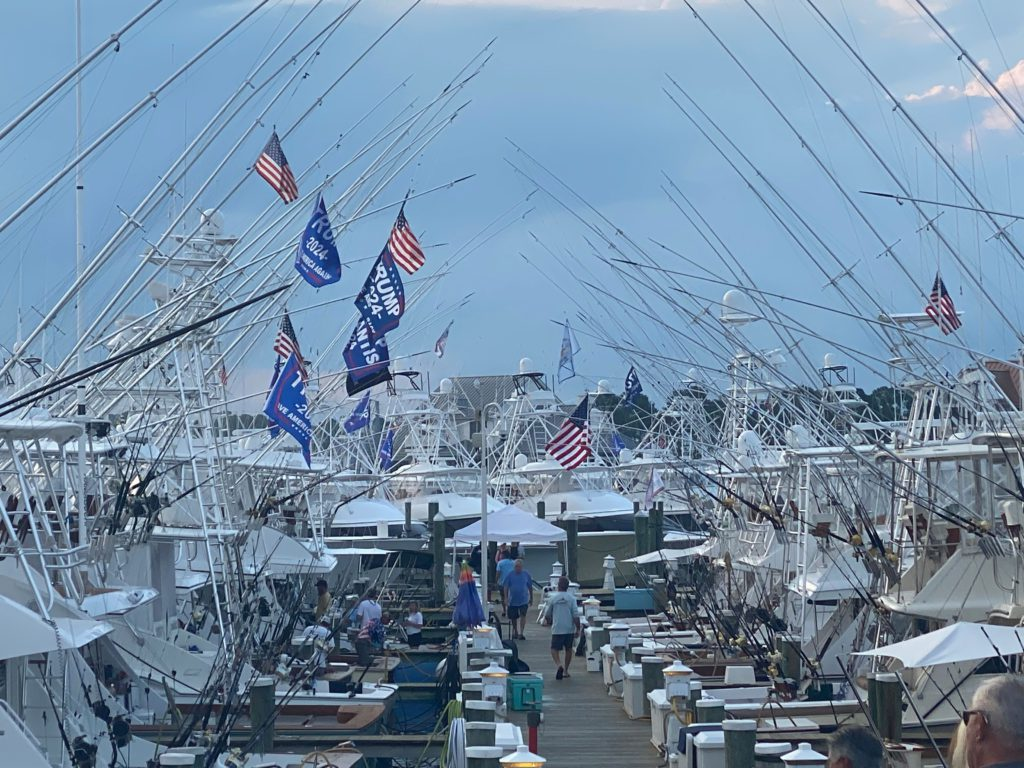 Monday Memories – Filmmaker Nick Ruff Tells Us About the White Marlin Open Documentary