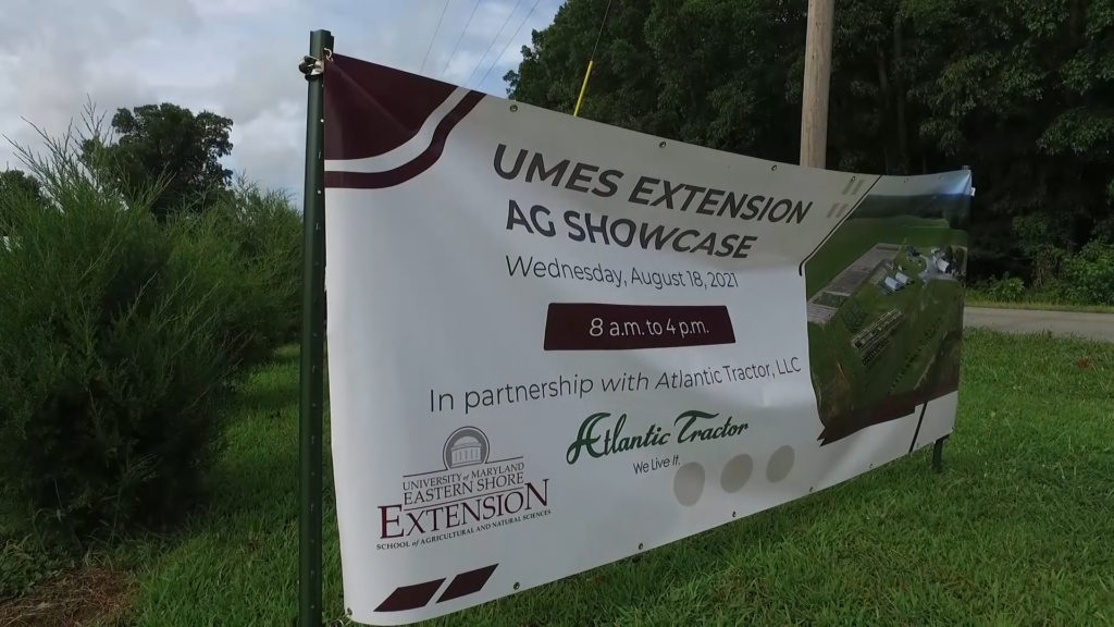 Travels With Charlie: UMES Extension AG Showcase
