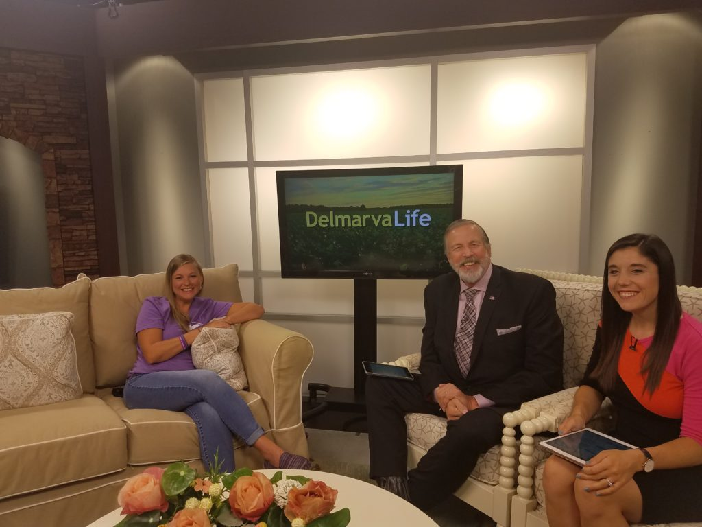 We Talk To Christina Bowie Simpson About The Tri County Goes Purple Addiction Awareness Campaign