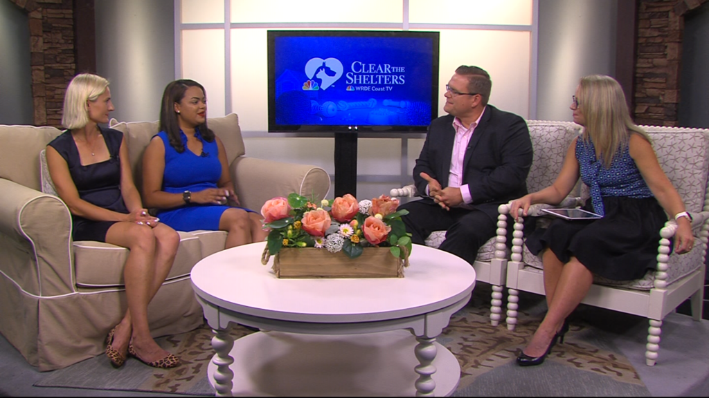 We Talk to Madeleine Overturf & Rodaris Richardson About the Clear The Shelters Event