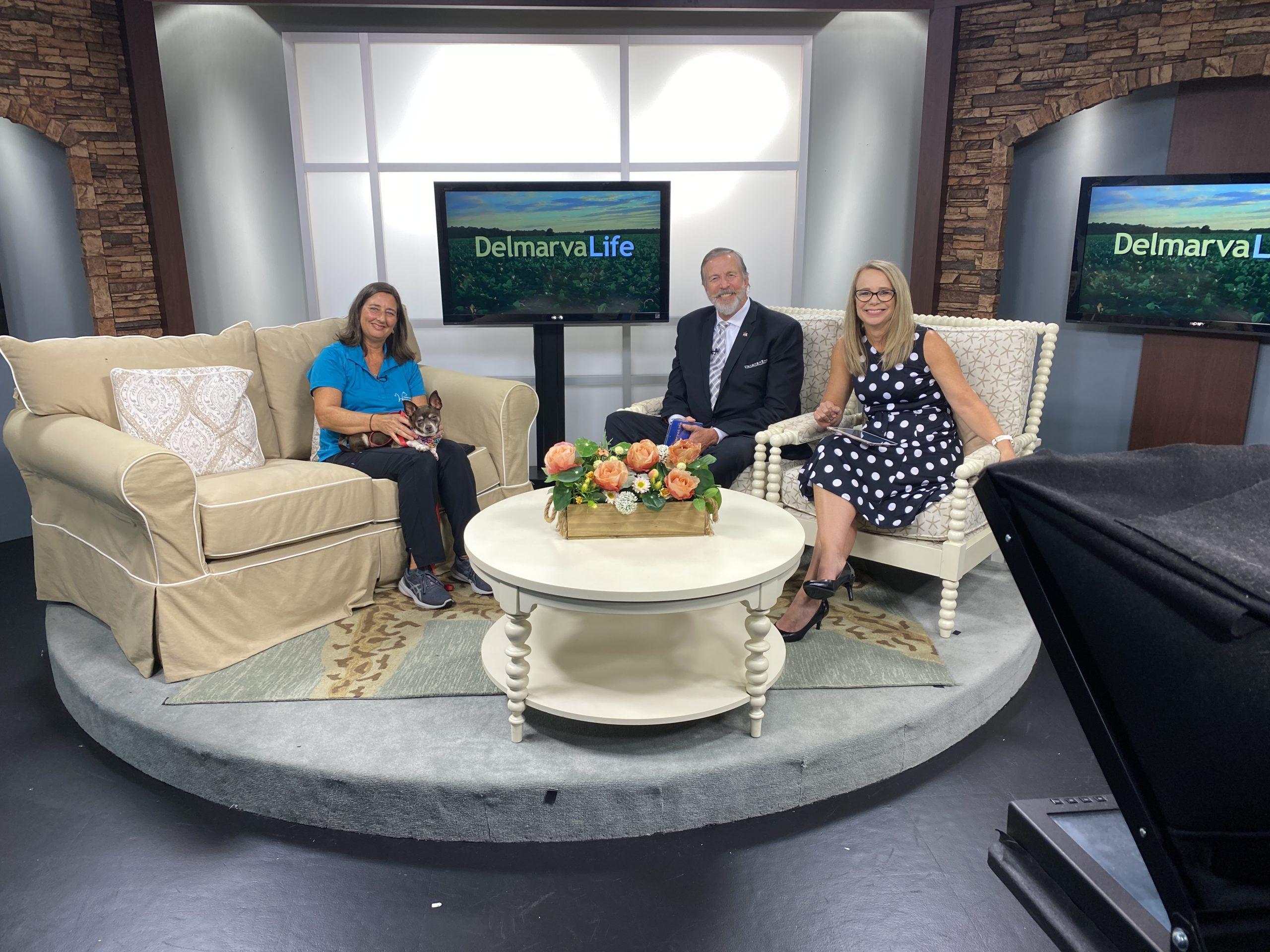 We Talk To Kim Nock About Wicomico County Humane Society's Clear The Shelters Event