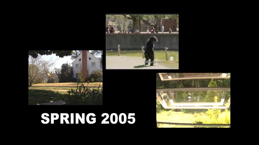 Travels With Charlie: Life in the Spring of 2005