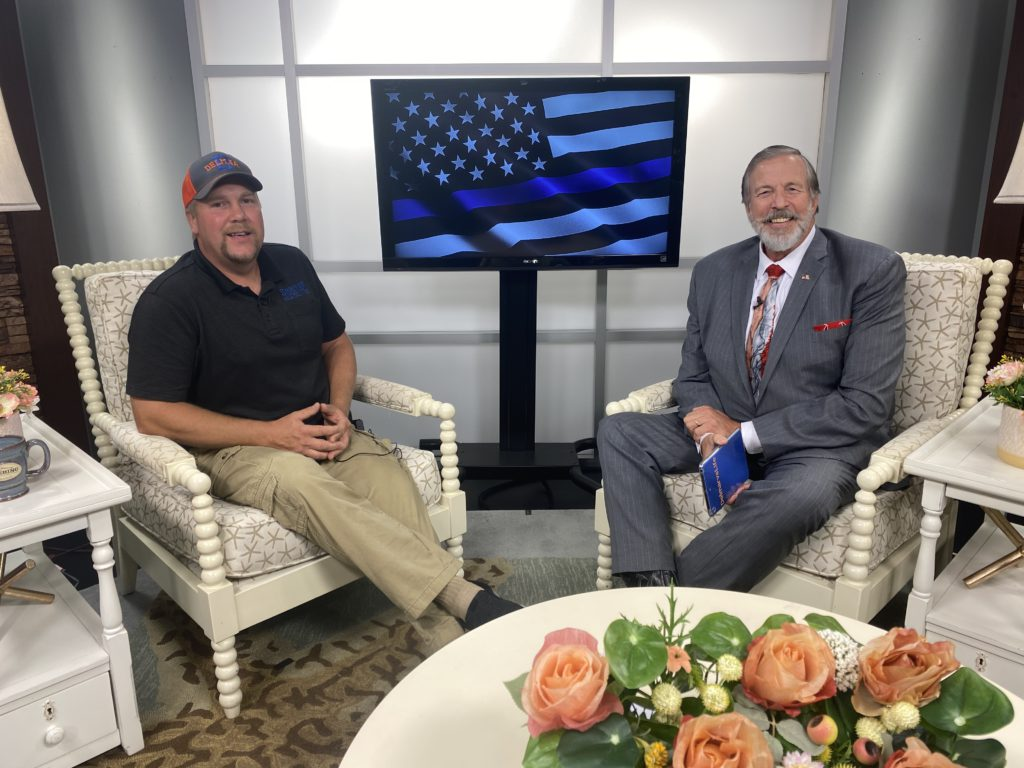 We Talk To Cory Shaffer To Learn About The Fallen Officer Memorial Benefit