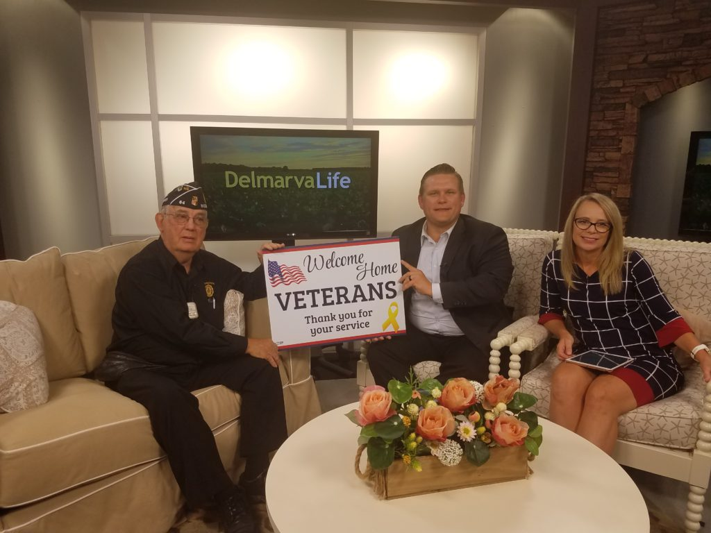 We Speak To David Wharton About How You Can Show Support For Returning Veterans