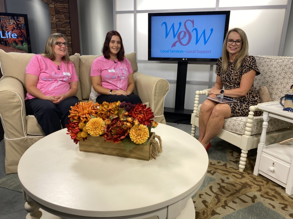 20th Annual Women Supporting Women Walk For Awareness