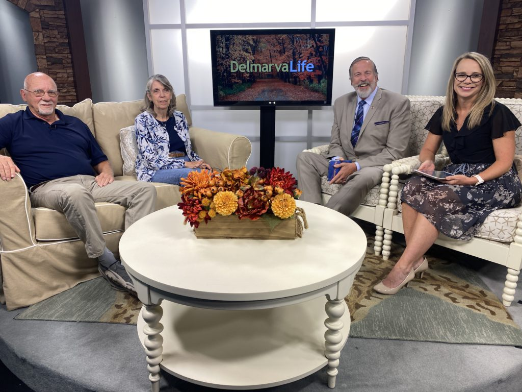We Talk To The Tri County Bird Club To Learn More About Bird Watching On Delmarva