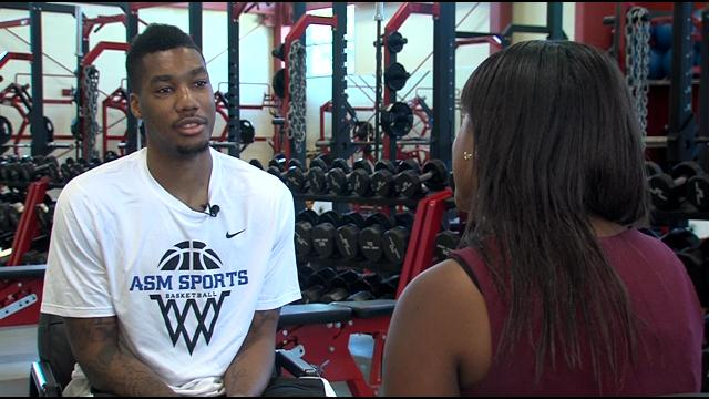 Local Standout Hopes To Get Picked in NBA Draft
