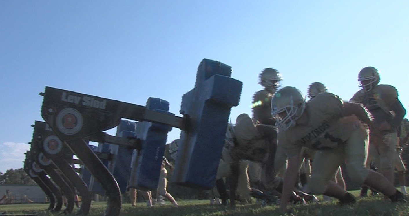 High School Football Game Preview: North Caroline vs. Cambridge-SD
