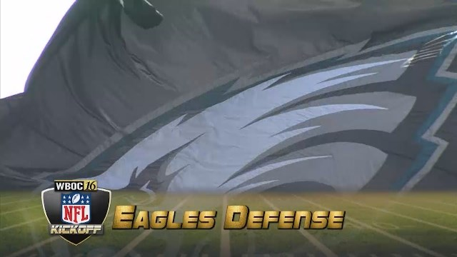 WBOC NFL Kickoff: Pt. 5 of 13-Eagles Defense