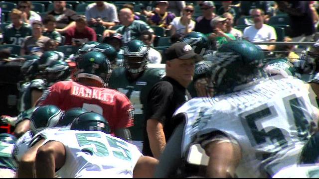WBOC NFL Kickoff: Pt. 2 of 13-Eagles Offense