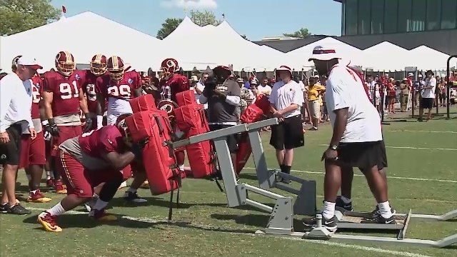 WBOC NFL Kickoff: Pt. 6 of 13-Redskins Defense