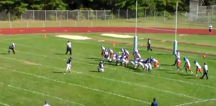 Controversial Ending in Lake Forest/Delmar Football Game