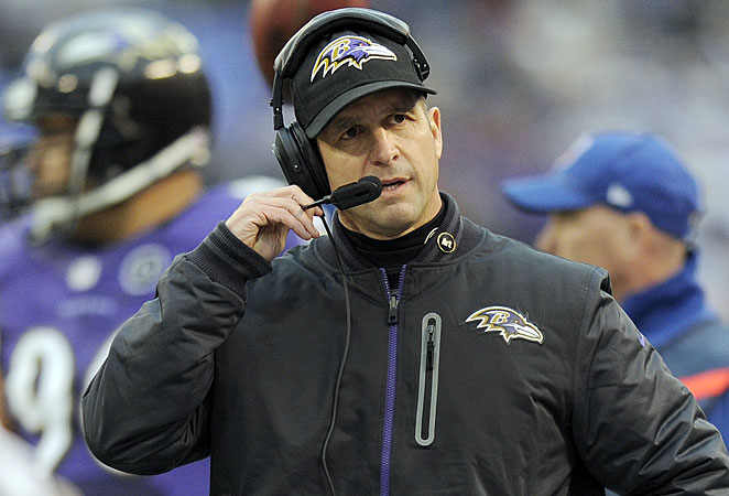 How Secure is John Harbaugh's Job?