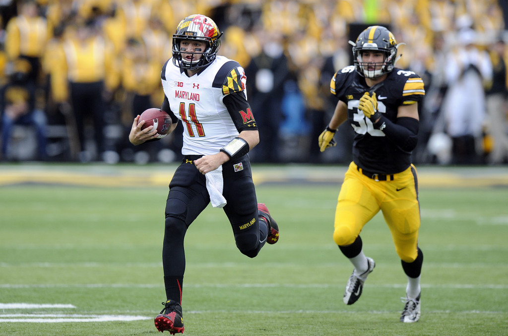 Durkin Undecided About Quarterback