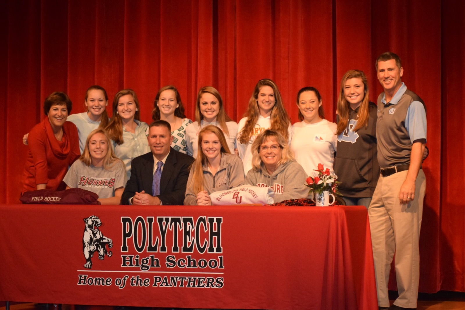 Alison McKay Signs with Bloomsburg University