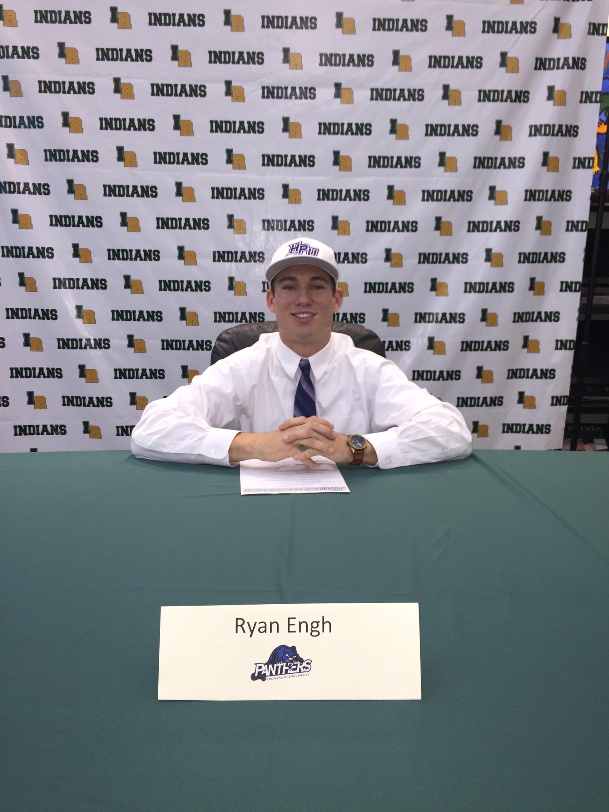 Ryan Engh Joins High Point University Baseball Program