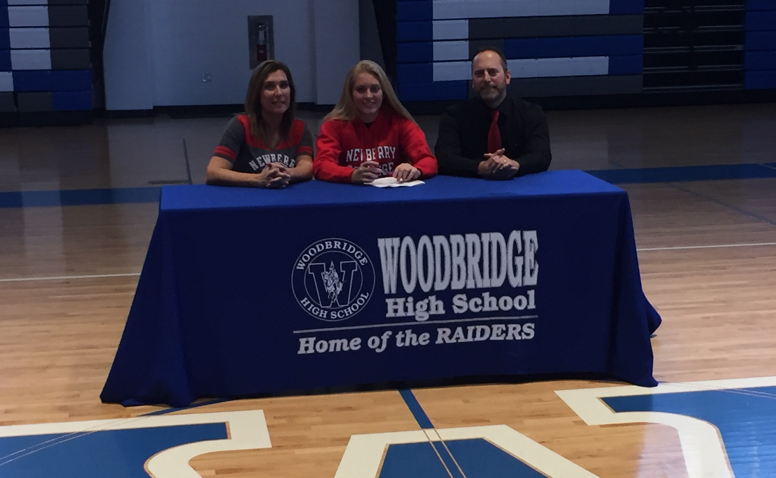 Howling with the Wolves; Brady Keeler Signs with Newberry