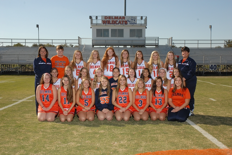 'Cats Back in the Dance; Delmar Field Hockey Tops Wilmington Christian