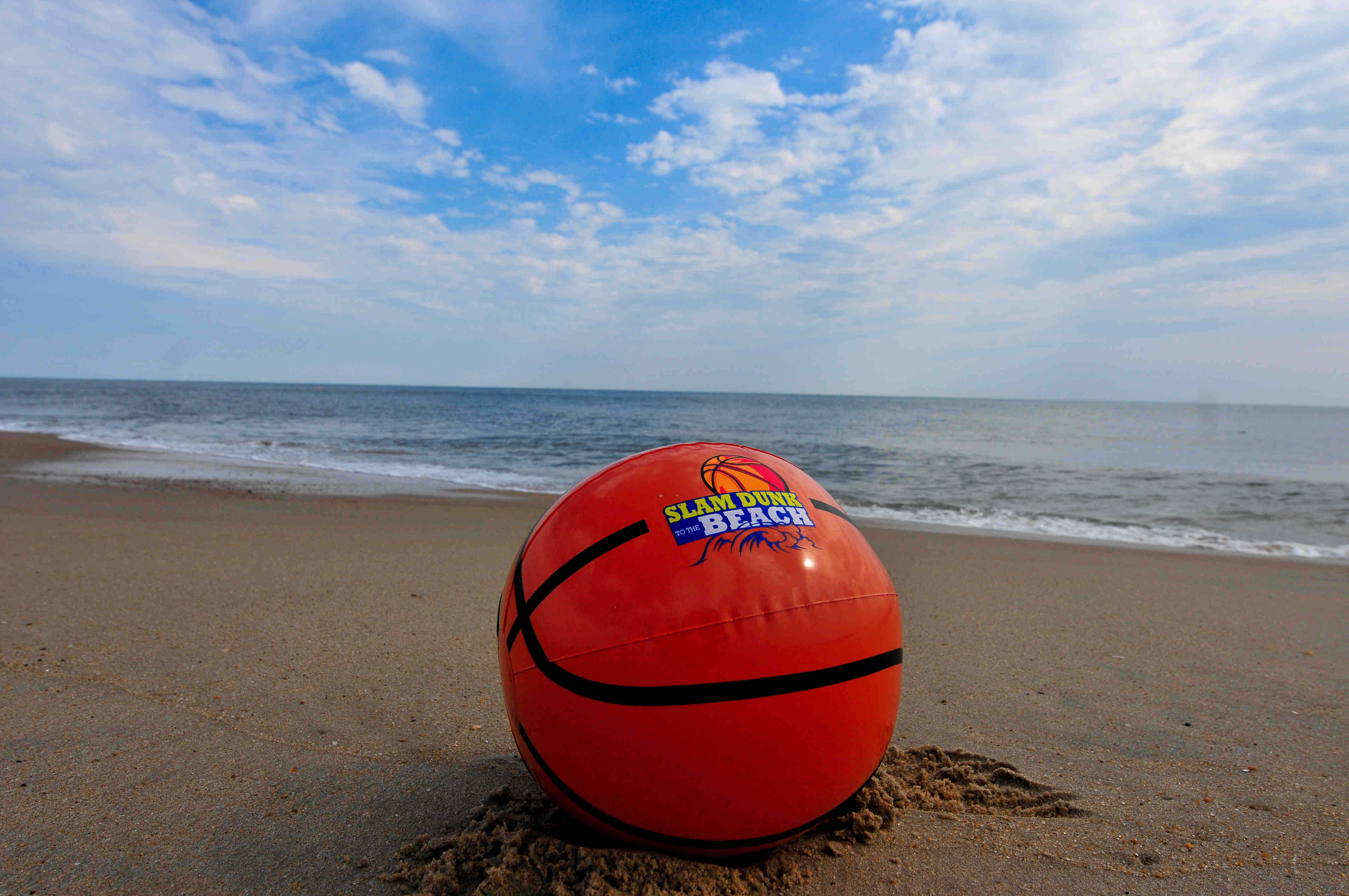 Slam Dunk to the Beach is almost here