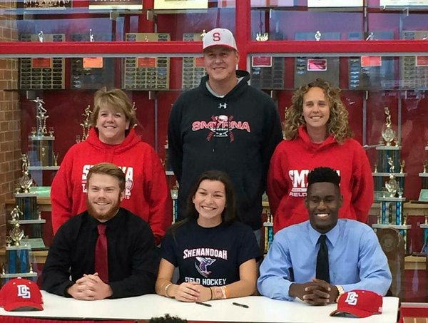 Eagles Soaring; Smyrna Holds Signing Day Event