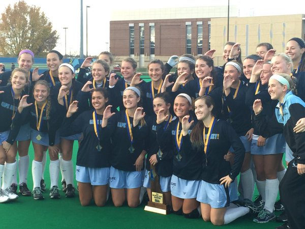 The Drive for Five Complete; Cape Henlopen Field Hockey Wins Another State Championship