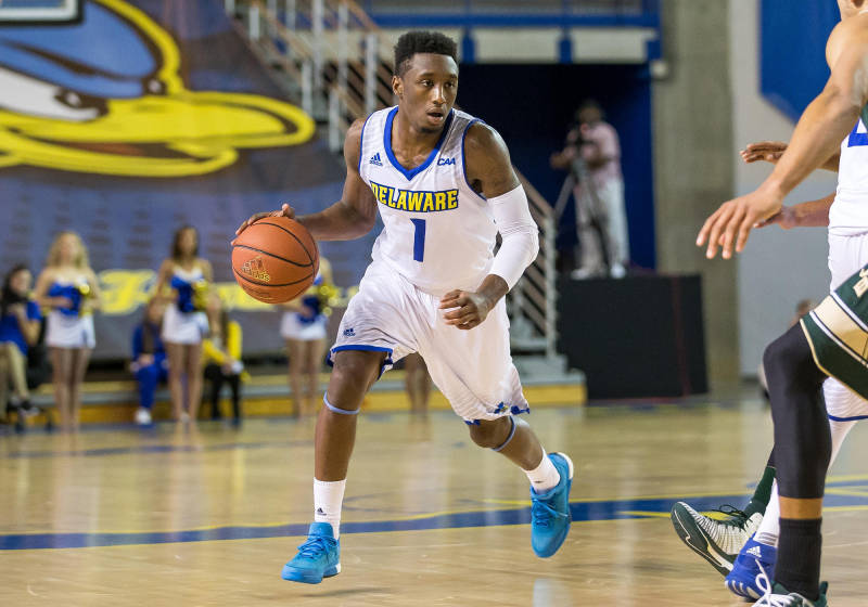 Kory Holden Wins CAA Co-Player of The Week