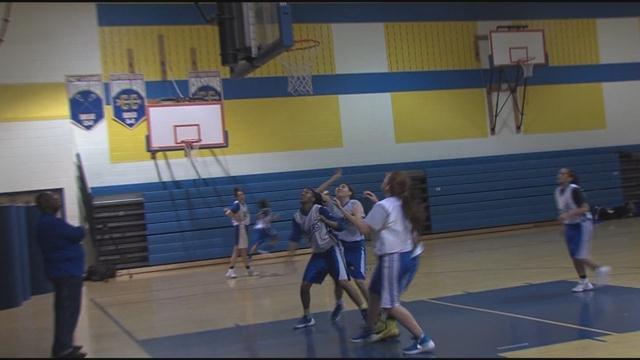 [VIDEO] Caesar Rodney's Girls Basketball Exceeding Expectations