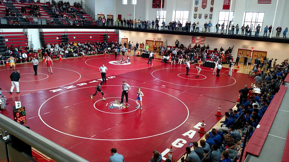 Smyrna and Milford Victorious in DIAA Wrestling Championships