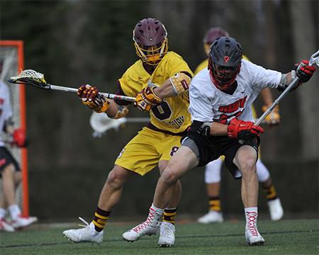 Salisbury Rolls To Men's Lacrosse Win