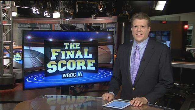 WBOC Sports Report – Friday May 20, 2016