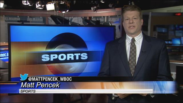 WBOC Sports Report – Wednesday January 4, 2016
