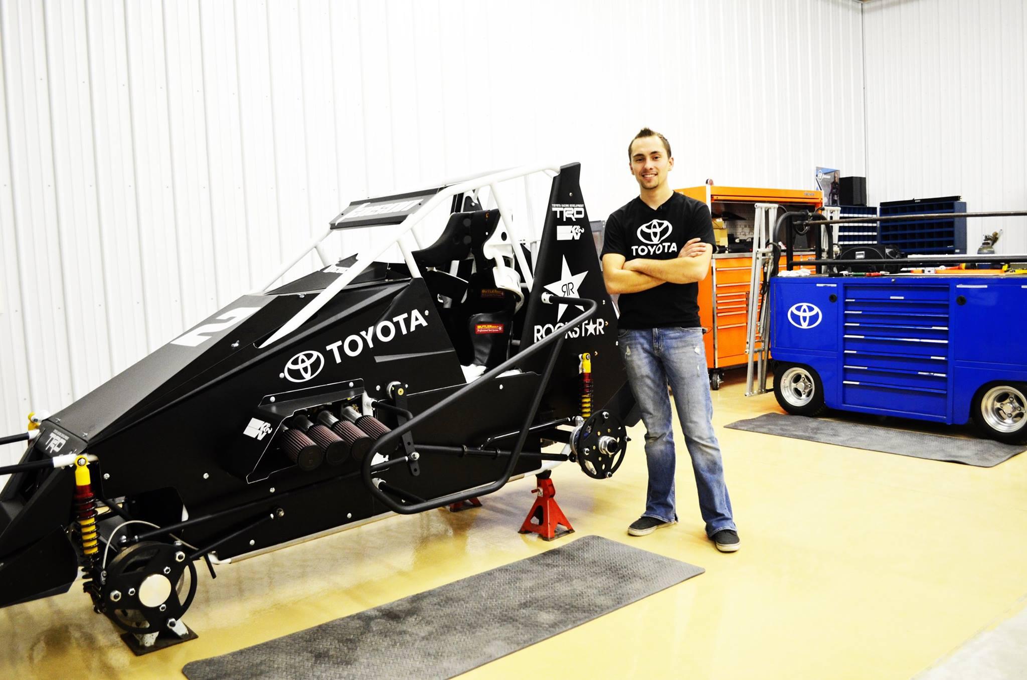 Interview Of The Week – Race Car Driver CJ Faison