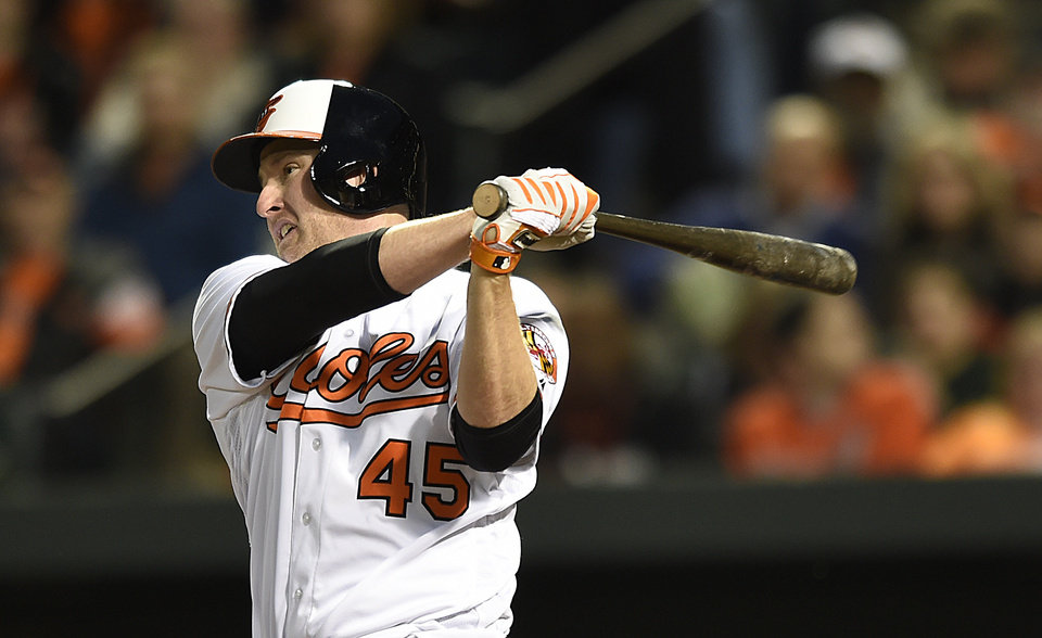 Orioles' Trumbo to Participate in Home Run Derby