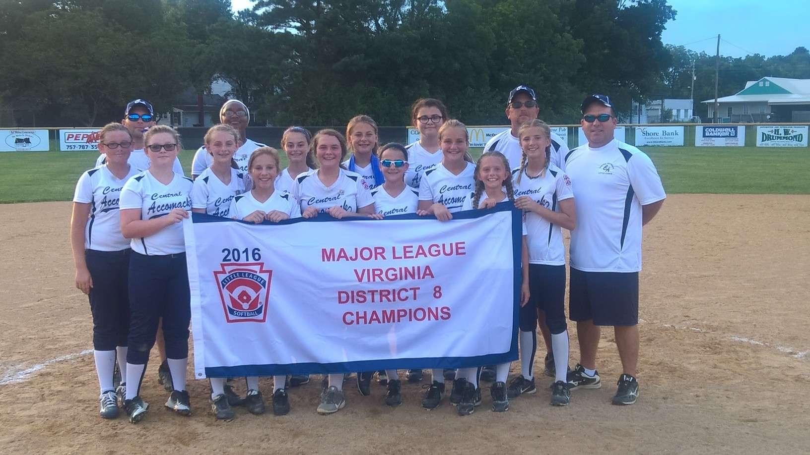 Sports Interview Of The Week – Central Accomack Major Softball Coach Wayne Greer