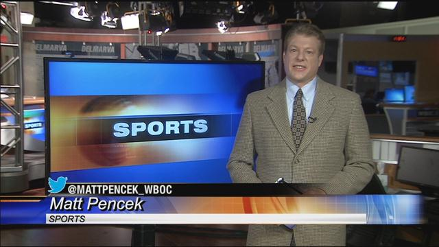 WBOC Sports Report – Monday March 20, 2017