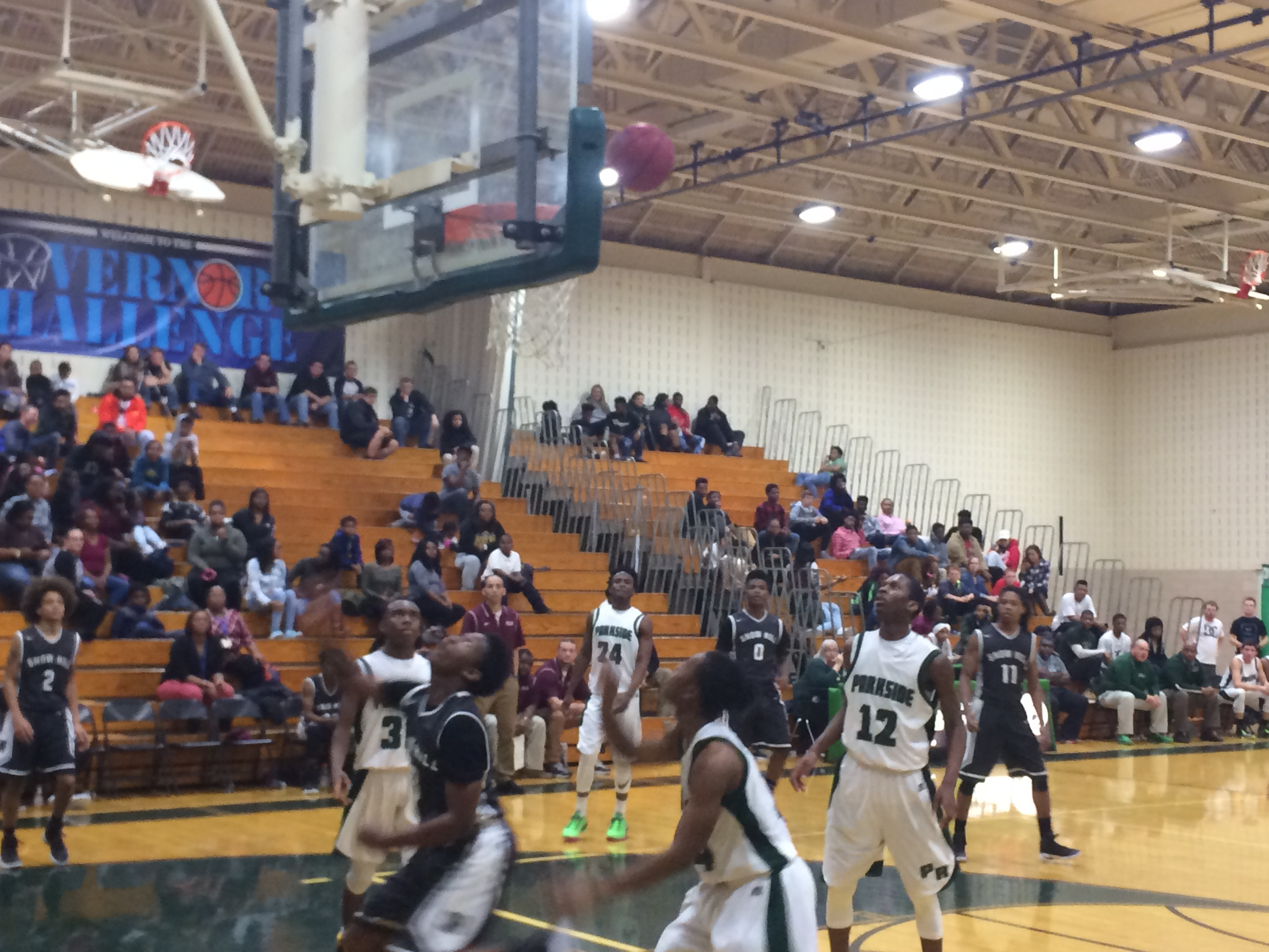 Feb. 11 Will be Full Day of Bayside Basketball