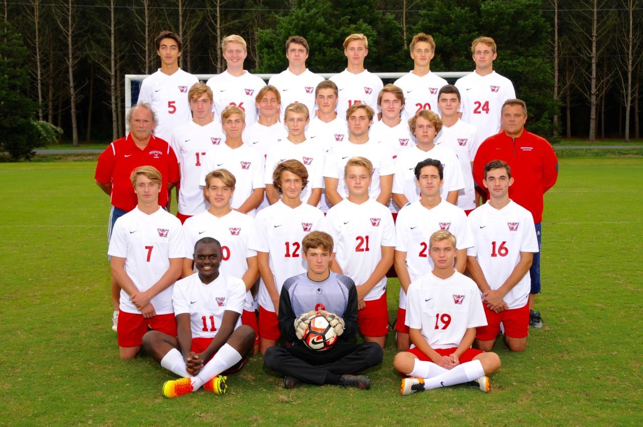 Worcester Prep Varsity Soccer Wins Team Academic Award