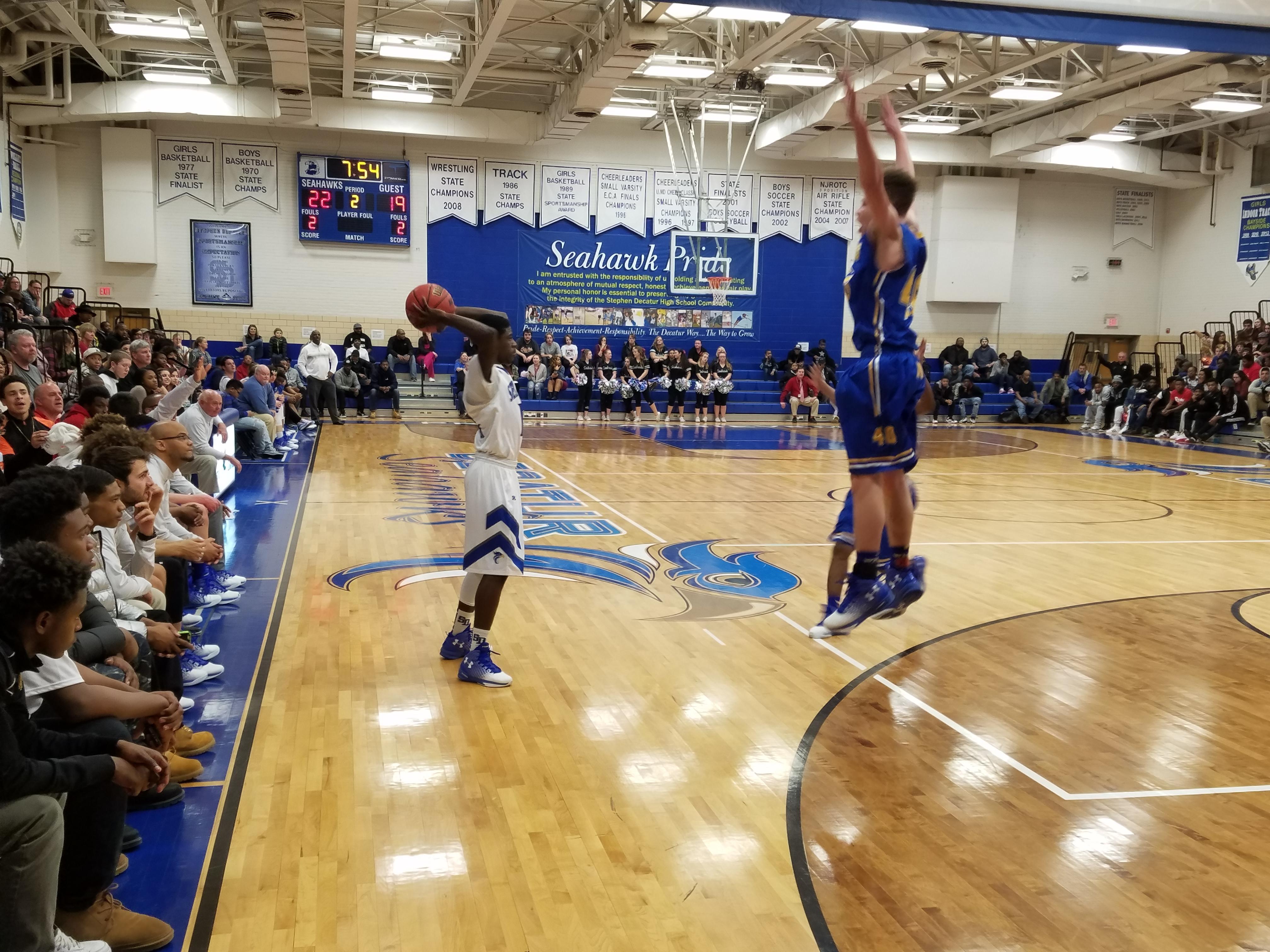 High School Basketball Scoreboard – Tuesday February 14, 2017